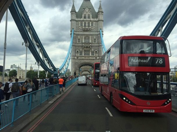 tanie wycieczki do Londynu